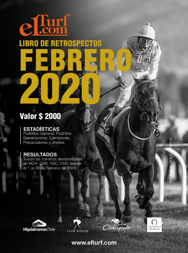 Libro de Retrospectos FEBRERO 2020