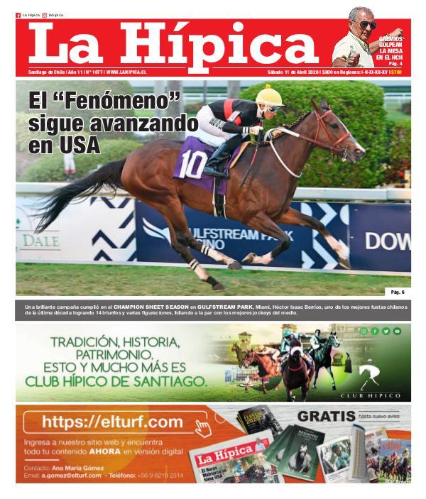 Diario La Hípica Edición 1077