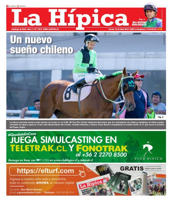 Diario La Hípica Edición 1079