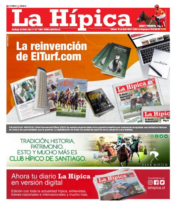 Diario La Hípica Edición 1080