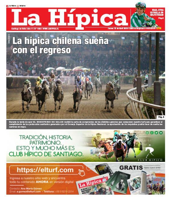 Diario La Hípica Edición 1082