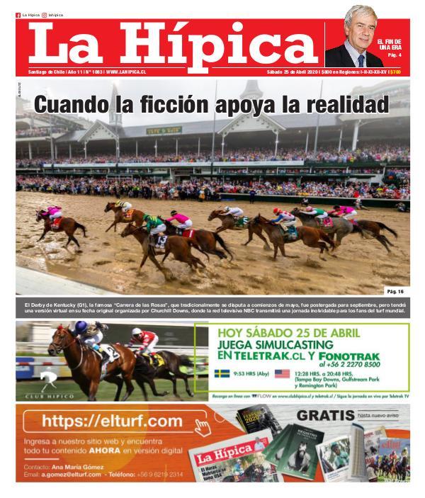 Diario La Hípica Edición 1083
