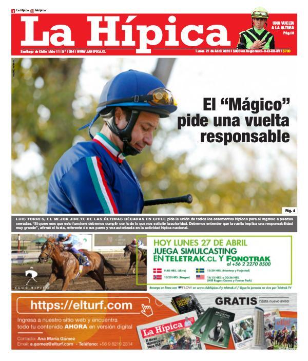 Diario La Hípica Edición 1084