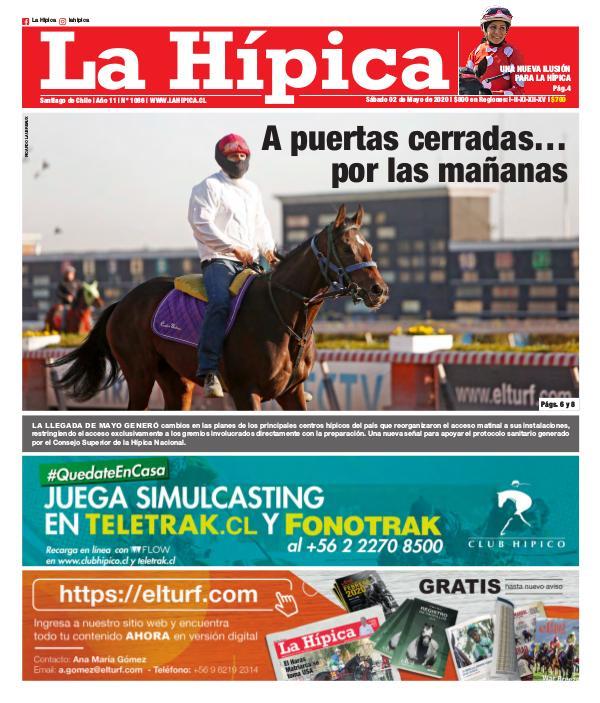 Diario La Hípica Edición 1086