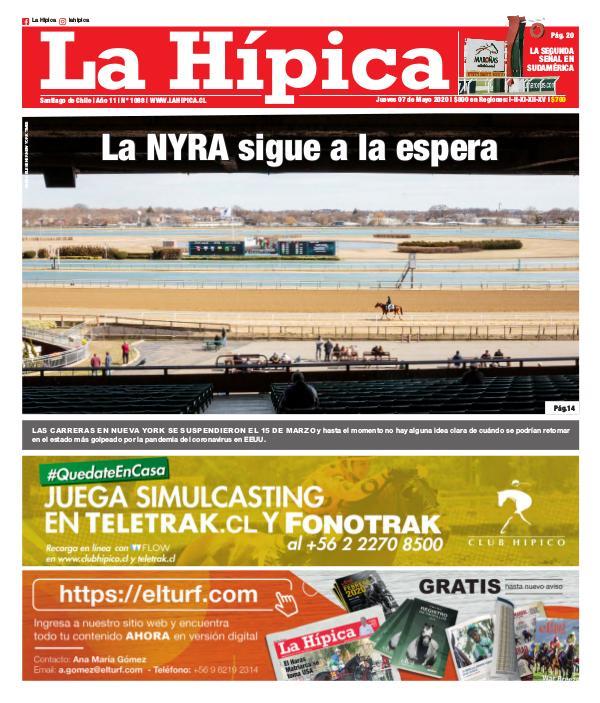 Diario La Hípica Edición 1088