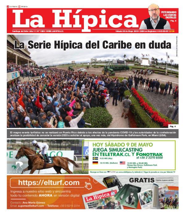 Diario La Hípica Edición 1089