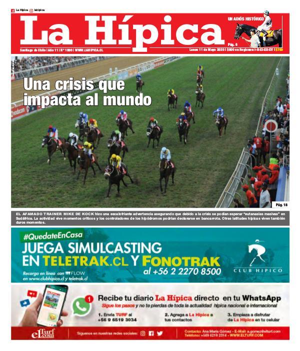 Diario La Hípica Edición 1090