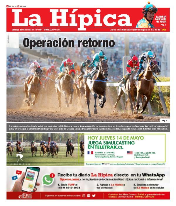 Diario La Hípica Edición 1091