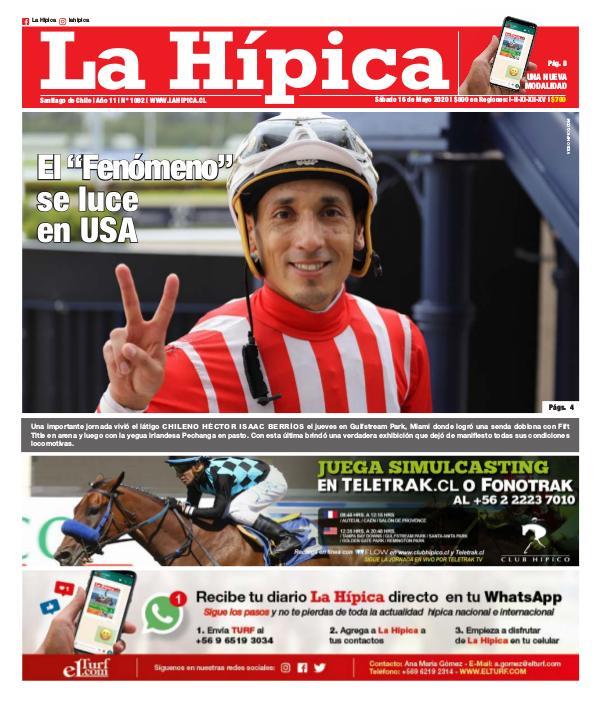 Diario La Hípica Edición 1092