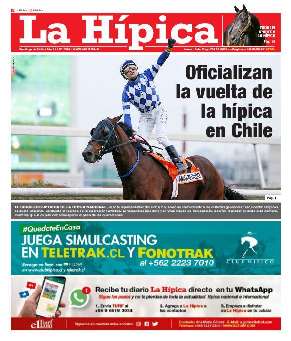 Diario La Hípica Edición 1093
