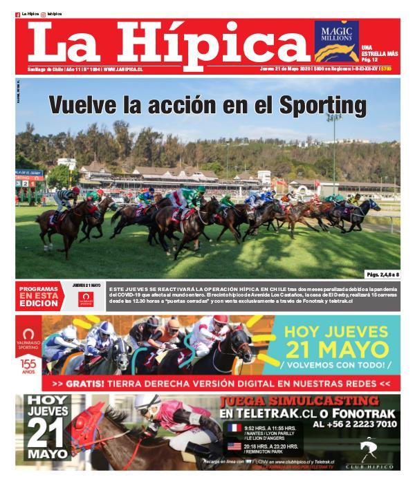Diario La Hípica Edición 1094
