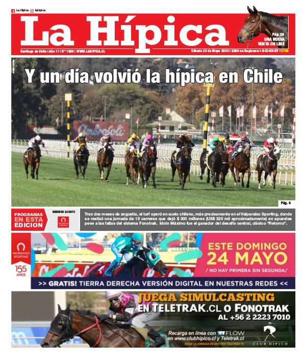 Diario La Hípica Edición 1095