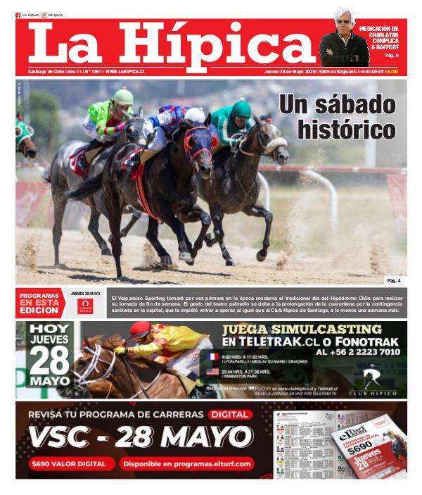 Diario La Hípica Edición 1097