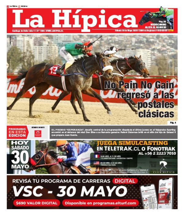 Diario La Hípica Edición 1098