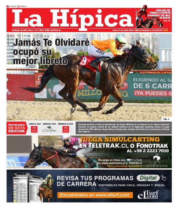 Diario La Hípica Edición 1099