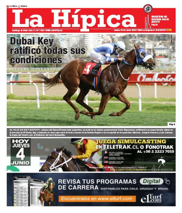 Diario La Hípica Edición 1100