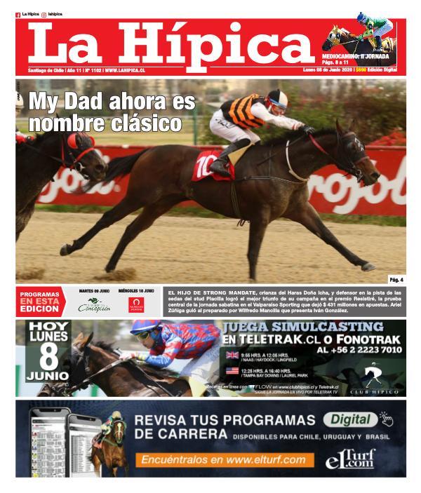Diario La Hípica Edición 1102