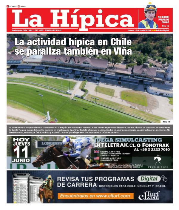 Diario La Hípica Edición 1103