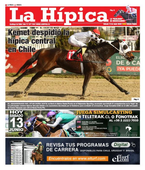 Diario La Hípica Edición 1104