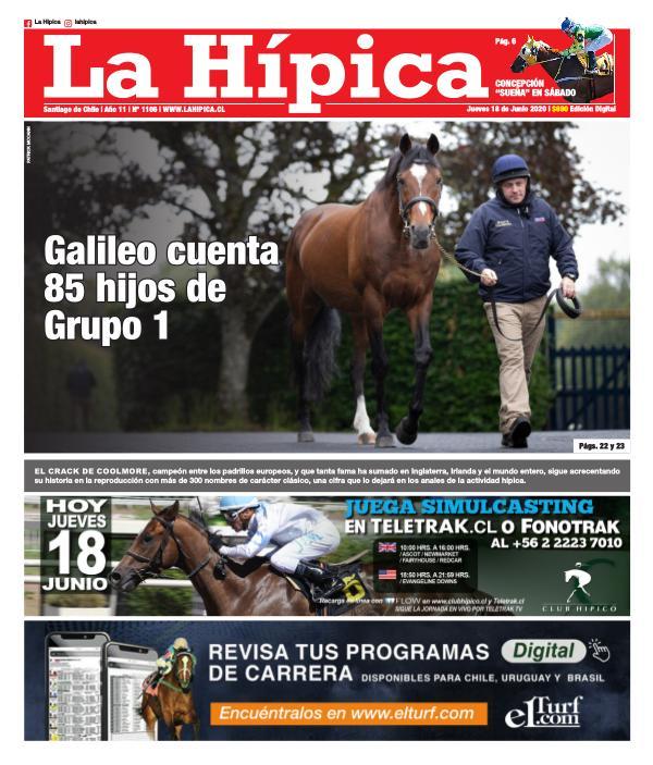 Diario La Hípica Edición 1106