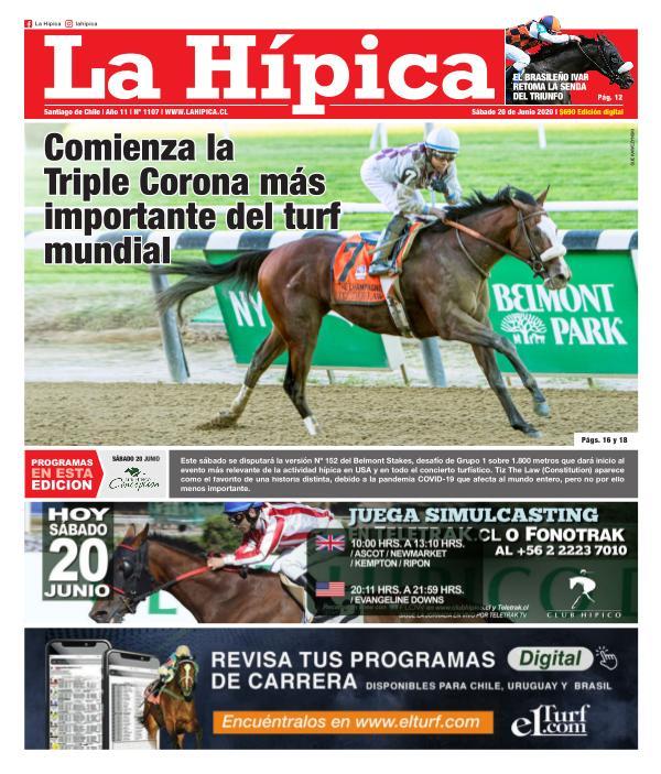 Diario La Hípica Edición 1107