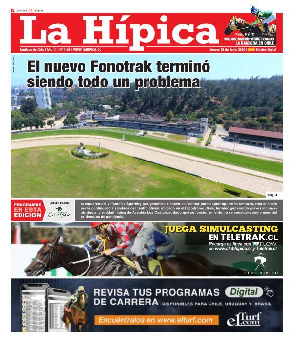 Diario La Hípica Edición 1109