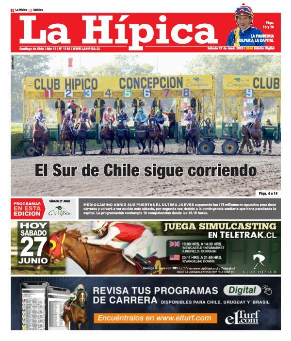 Diario La Hípica Edición 1110