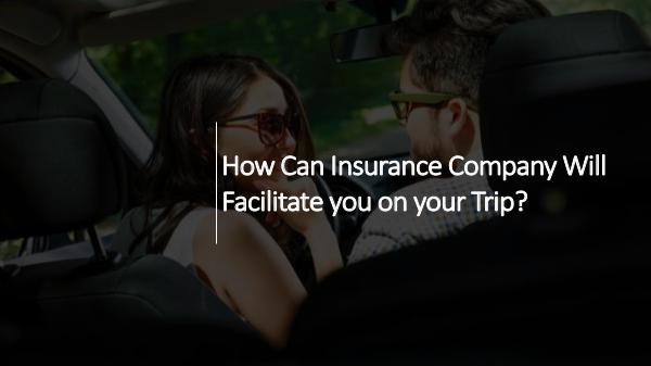 Why there is a need for a Taxi Insurance Policy? How Can Insurance Company Will Facilitate you on y