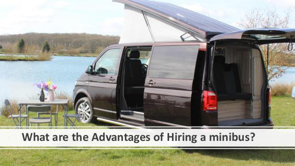 Why there is a need for a Taxi Insurance Policy? What are the Advantages of Hiring a minibus