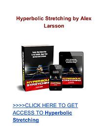 Hyperbolic Stretching Alex Larsson