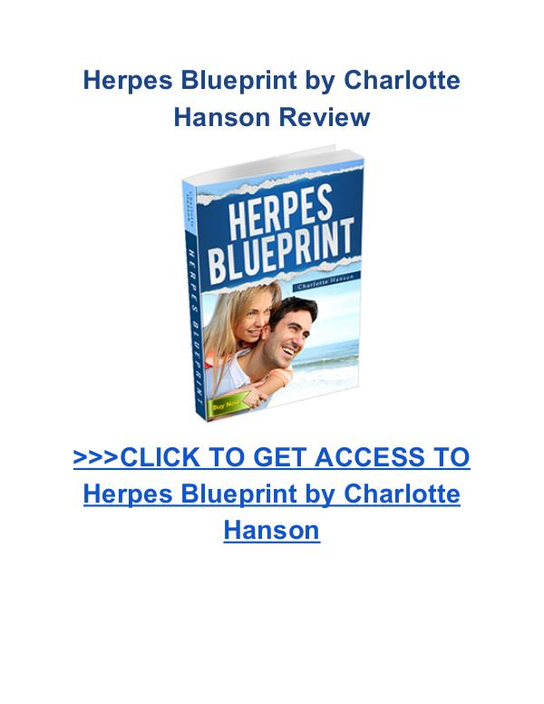 Herpes Blueprint Charlotte Hanson Herpes Blueprint Charlotte Hanson pdf download