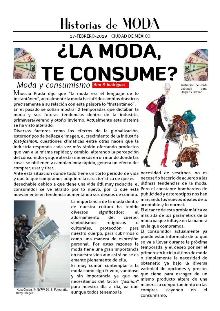 Historias de moda Historias de moda 1