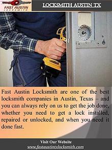 Ausitn Locksmith Service