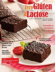 REVISTA ZERO GLÚTEN & LACTOSE - edição 1 - abril/2019