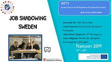 Sharing E+ Job shadowing experiences