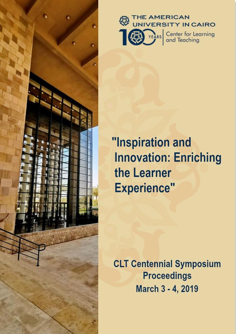 Centennial Symposium Proceedings 2019