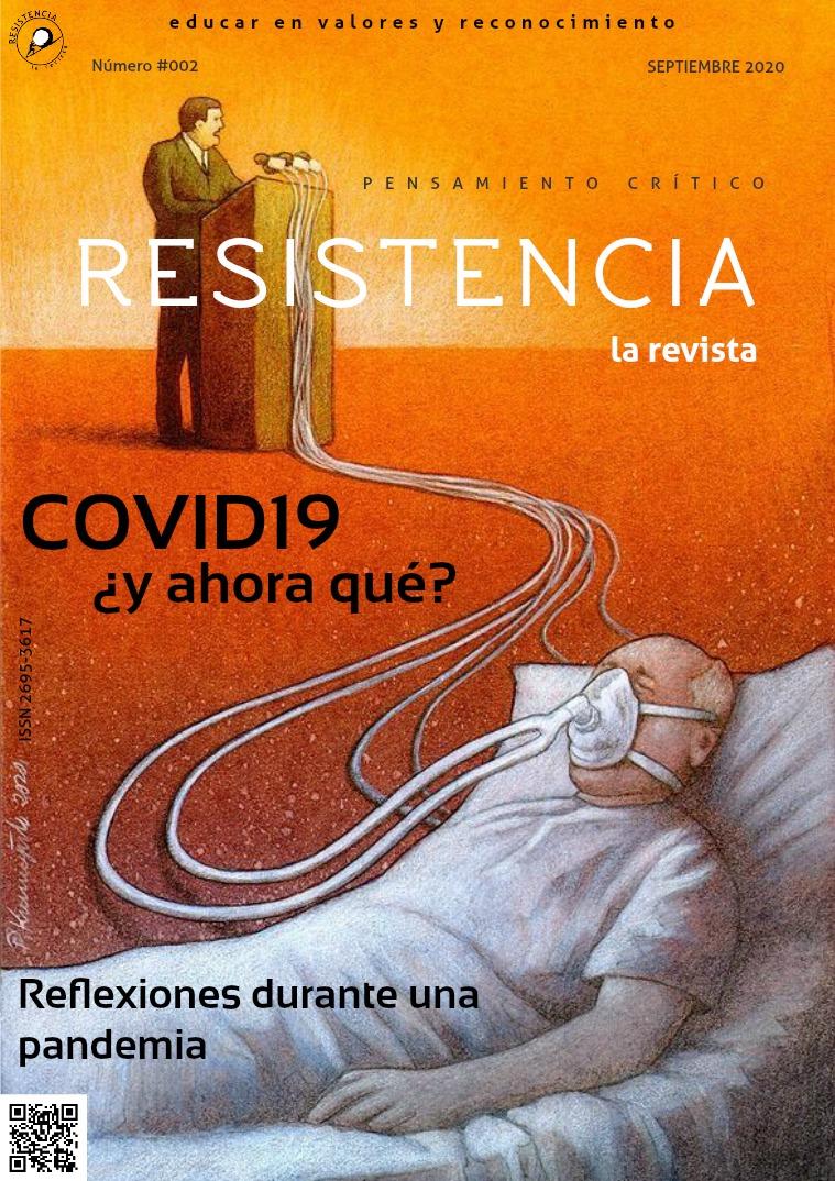 revista de pensamiento crítico y reconocimiento.