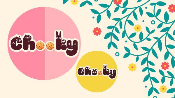 Projeto de Embalagem - Choky CHOOKY embalagens
