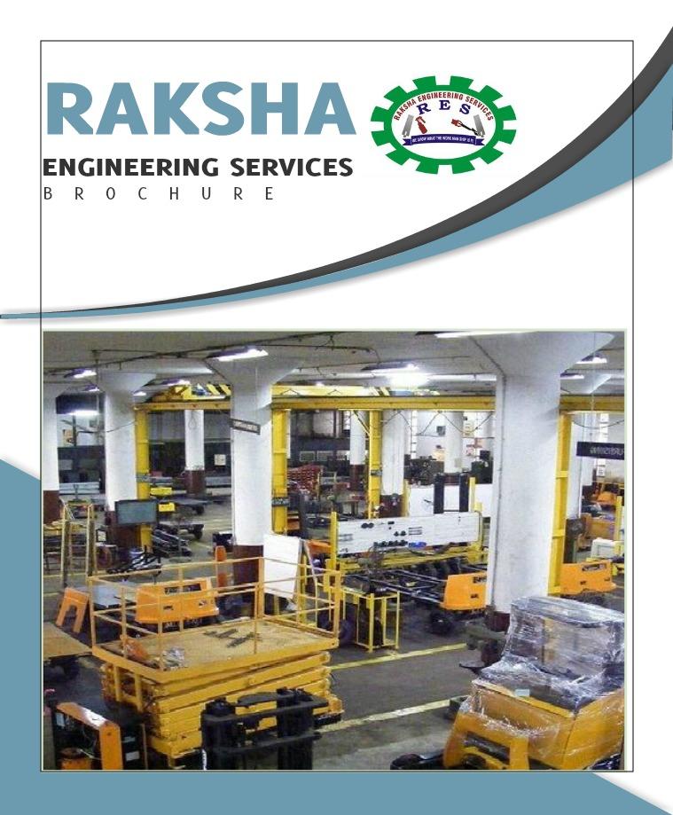 Raksha Engineering Services Company catalogue