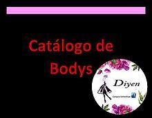 Catalogo Bodys