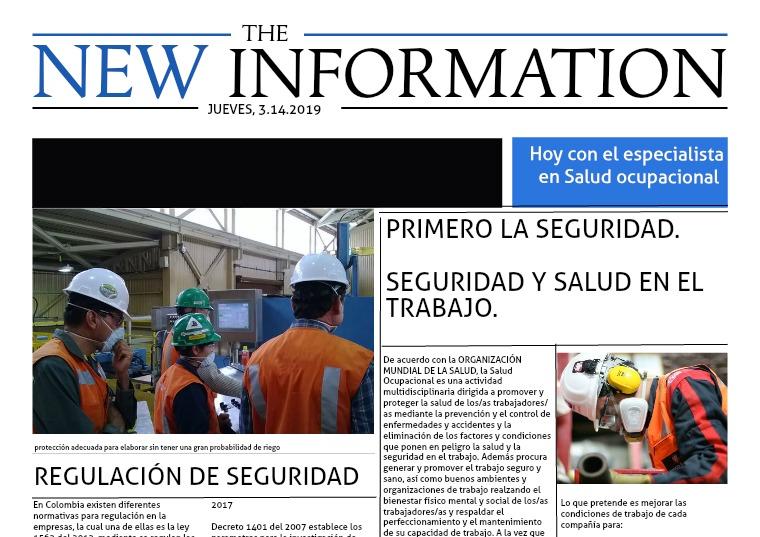 folleto revisa