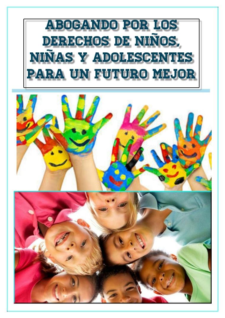 Abogando por los Derechos de Niños, Niñas y Adolescentes REVISTA EMMA ALZURU