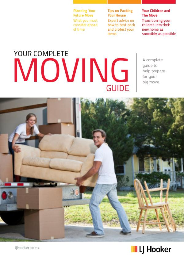 Your Complete Moving Guide