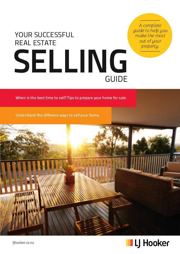 Your Successful Real Estate Selling Guide