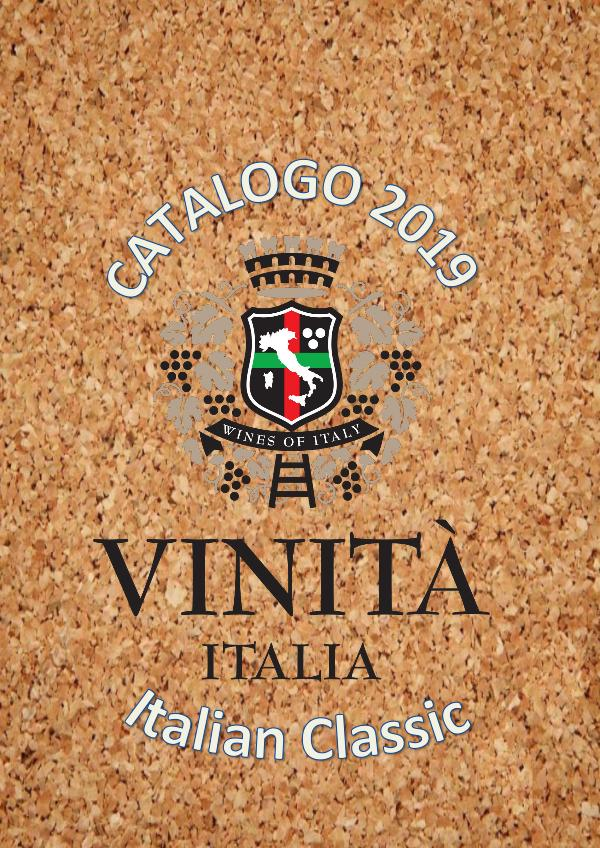 Catalogo Italian Classics Vinità  Group Catalogo Italian Classic 2019