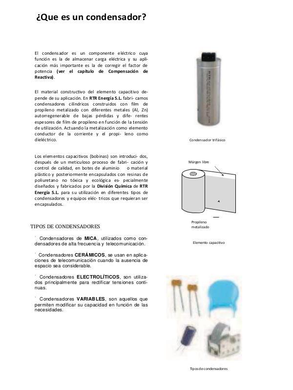 condensadores, diodos y tipos sheyla