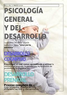 Psicología General y del Desarrollo