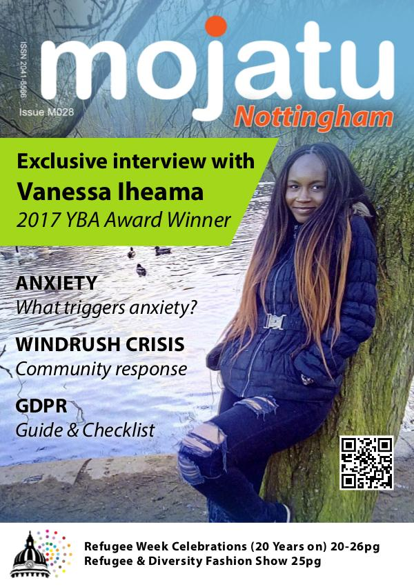 Bookself Mojatu.com Mojatu Nottingham Magazine M028
