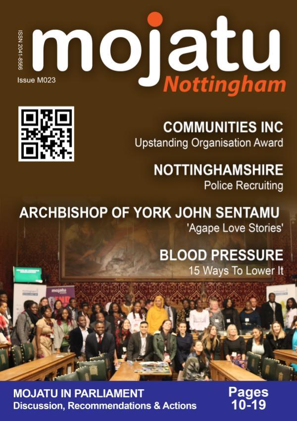 Mojatu Nottingham Magazine M023 Upload