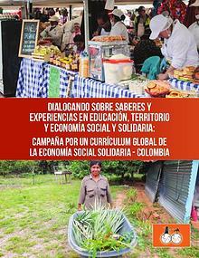 Sistematización de experiencia de economía social y solidaria